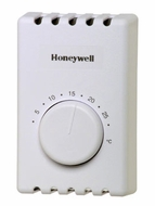 Honeywell CT410B Manual 4 Wire Thermostat - click to enlarge