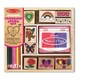 Melissa and Doug 1632 Friendship Stamp Set