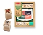 Melissa and Doug 1639 Baby Farm Animals Stamp Set