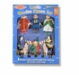 Melissa and Doug 285 Castle Wooden Figure Set
