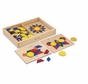 Melissa and Doug Pattern Blocks and Boards #29