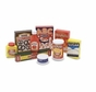 Melissa and Doug 4077 Wooden Pantry Products