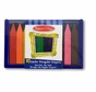 Melissa and Doug 10 Jumbo Triangular Crayons #4148