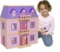 Mellissa & Doug 4570 Multi-Level Solid Wood Dollhouse