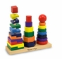 Melissa and Doug 567 Geometric Stacker