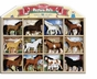 Melissa and Doug 592 Pasture Pals - 12 Horses