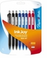 Paper Mate InkJoy 300 RT Retractable Medium Point Ballpoint Pens in Assorted Colors- 8 Pack (1781564)