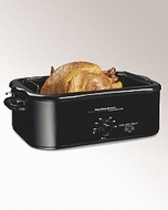 Hamilton Beach 32184 18 qt. Buffet Roaster Oven - click to enlarge