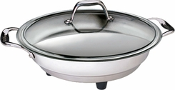 CucinaPro 1454 16'' Classic Electric Skillet - click to enlarge