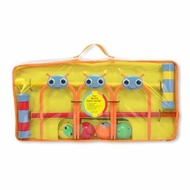 Melissa and Doug 6148 Sunny Patch Happy Giddy Croquet Set - click to enlarge
