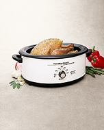 Hamilton Beach 32600S 6.5 qt. Roaster Oven - click to enlarge