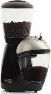 DeLonghi DCG59 Retro Burr Coffee Grinder - click to enlarge