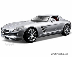 Maisto Mercedes Benz SLS - click to enlarge