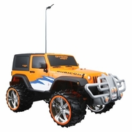 Maisto Road Radio Control Jeep - click to enlarge