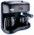 DeLonghi BCO70 Caffe Nabucco Espresso, Cappuccino, and Coffee Bar - click to enlarge
