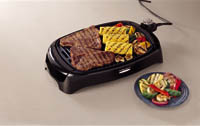 Hamilton Beach 31605A Health Smart Indoor / Outdoor Grill