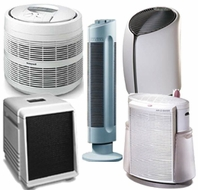Learn More About Air Cleaners - click to enlarge