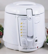 DeLonghi D690UX Deluxe Cool Touch Fryer - click to enlarge