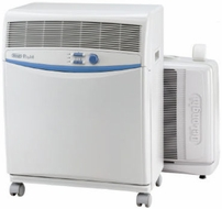 DeLonghi PAC400 Pinguino Portable Air Conditioner - click to enlarge