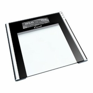 Escali USTT180 Track & Target Bathroom Scale, 400lb - click to enlarge