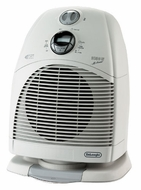 Delonghi DFH470M SafeHeat Oscillating Fan Heater - click to enlarge