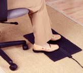Indus-Tool FW Foot Warmer Mat