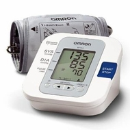Omron BP742 5 Series Upper Arm Blood Pressure Monitor, White, Medium - click to enlarge