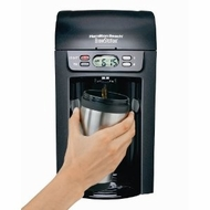Hamilton Beach 48274Z Brew Station 6-Cup Coffeemaker, Black - click to enlarge