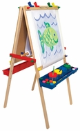 Melissa & Doug 1282 Deluxe Standing Easel - click to enlarge