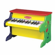 Melissa and Doug 1314 Learn To Play Piano - click to enlarge