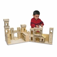 Melissa and Doug 1329 Folding Medieval Castle - click to enlarge