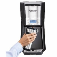 Hamilton Beach Brewstation 48464 Summit 12-Cup Programmable Coffee Maker - click to enlarge