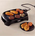 Hamilton Beach 31560 HealthSmart Indoor/Outdoor Grill