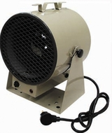 TPI HF684TC Industrial Fan Forced Portable Unit Heater - click to enlarge