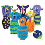 Melissa and Doug 2191 Monster Bowling Game Plush - click to enlarge