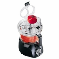 Hamilton Beach 70573H Big Mouth Food Processor, Black - click to enlarge