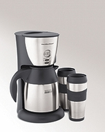 Hamilton Beach 45234 Stay or Go Thermal Coffeemaker - click to enlarge