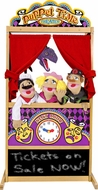 Melissa & Doug 2530 Deluxe Puppet Theater - click to enlarge