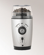 Hamilton Beach 80365 Custom Grind Coffee Grinder - click to enlarge