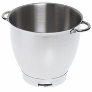 DeLonghi 36386 Stainless Steel Bowl w/ Handles - click to enlarge