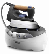 DeLonghi PRO300 Pressurized Steam Professional Ironing System - click to enlarge