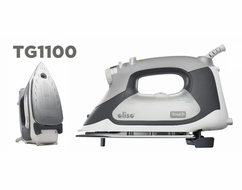 Oliso TG-1100 Smart Iron, Charcoal - click to enlarge