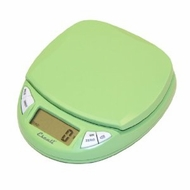 Escali N115MG Pico Digital Mini Scale, Mint Green - click to enlarge