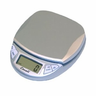 Escali N115S Pico Digital Mini Scale, Silver - click to enlarge