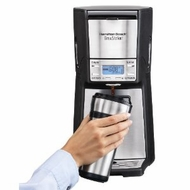 Hamilton Beach Brewstation 48465 Summit Ultra 12-Cup Programmable Coffee Maker - click to enlarge