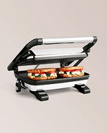 Hamilton Beach 25450 Panini Press Gourmet Sandwich Maker - click to enlarge