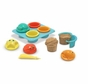 Melissa and Doug 6431 Sunny Patch Seaside Sidekicks Sand Cupcake set