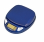 Escali N115RB Pico Digital Mini Scale, Royal Blue