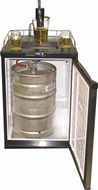 Danby DKC645BLS Keg Cooler - click to enlarge