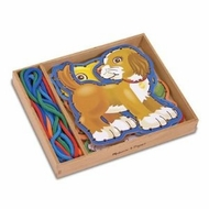 Melissa and Doug 3782 Lace and Trace Pets - click to enlarge